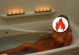 Donna matura sexy a Cagliari cerca compagni di doccia