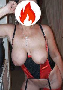Grazia donna matura casertana amante della lingerie
